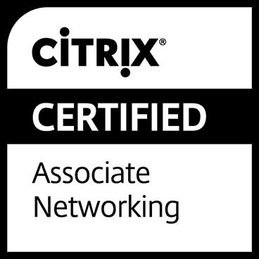 Citrix Certified Associate - Networking (CCA - N) - Acclaim